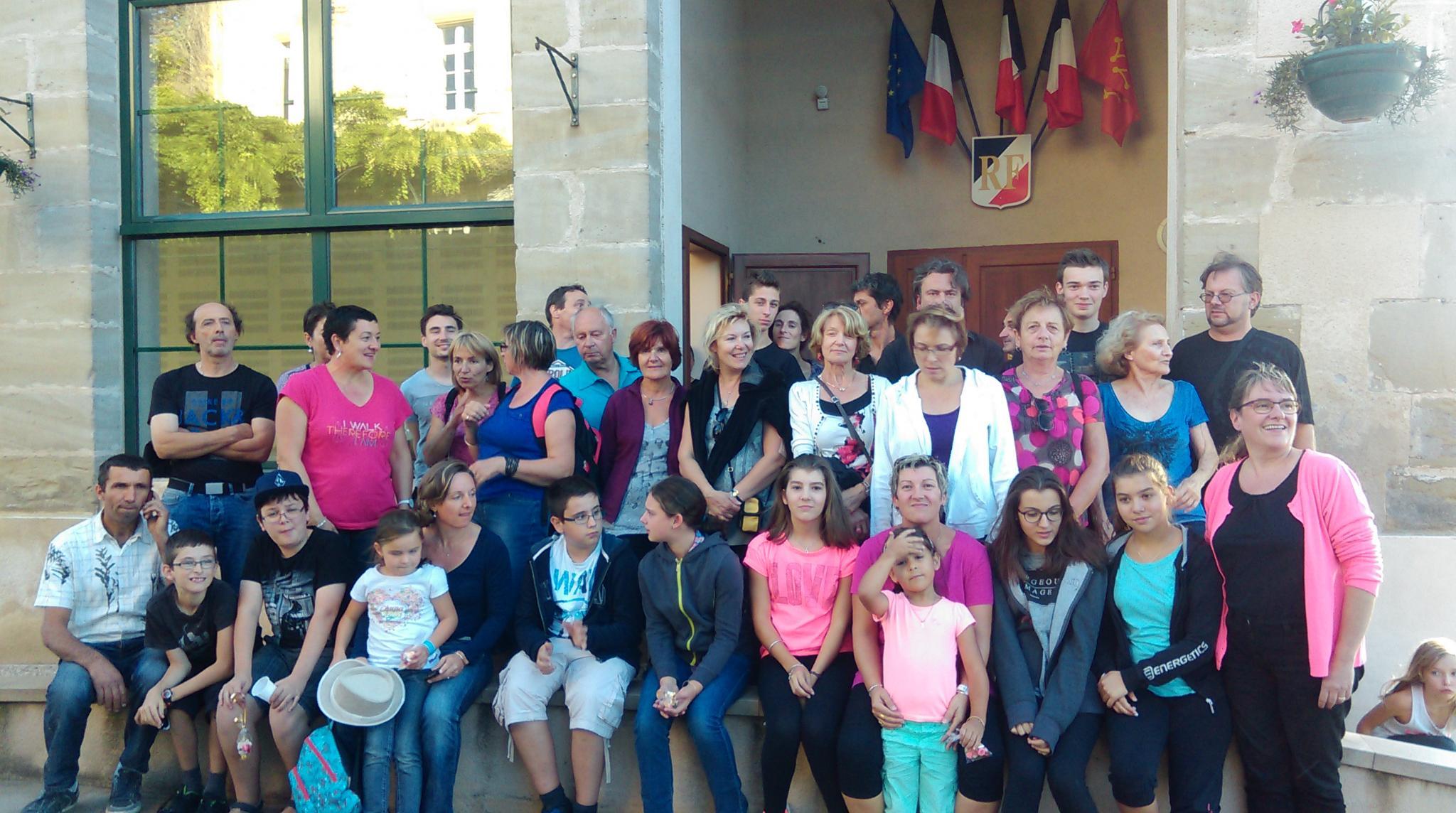 Rallye Pédestre 20/09/2015